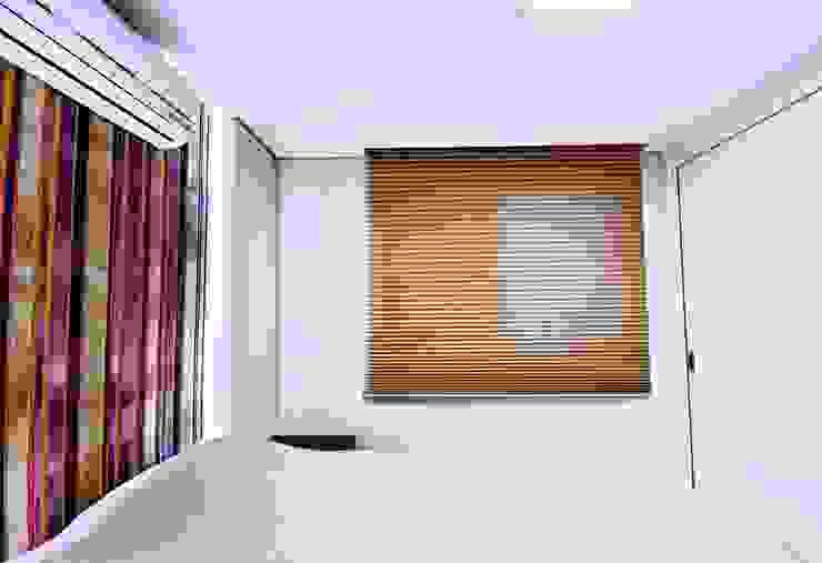 Veridiana França Arquitetura de Interiores ห้องนอน