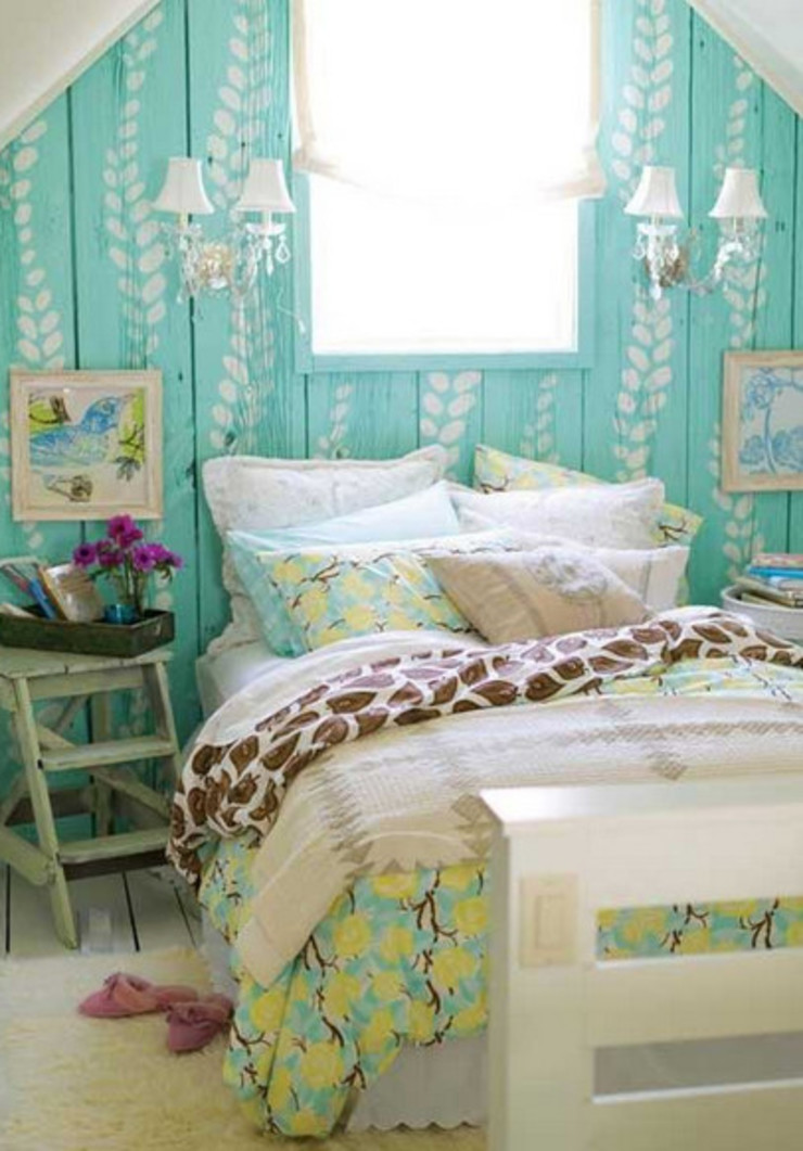 Modern style bedroom by Daniela Rodriguez Modern