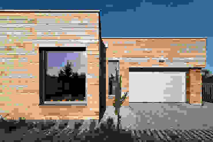 Cedar House Fotografia Przemysław Turlej Dom z drewna Drewno