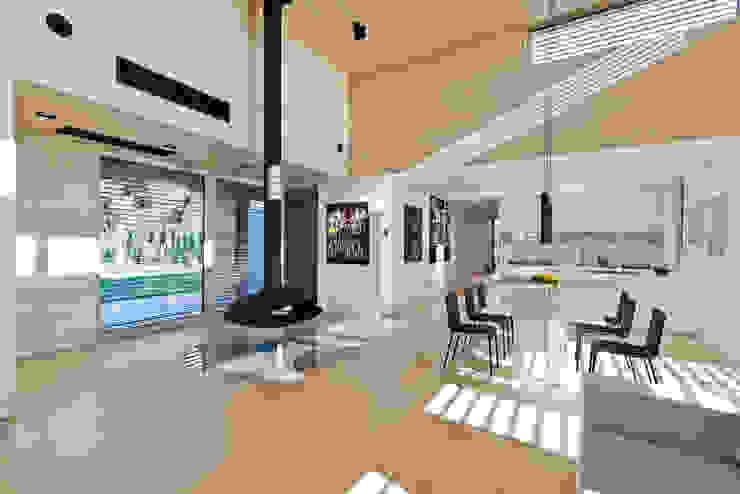 Fotografia Przemysław Turlej Living room Wood