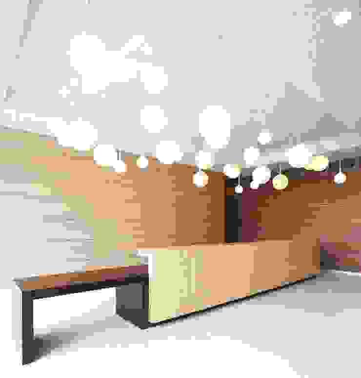 Moderne winkelruimten van tiagomeneses Modern