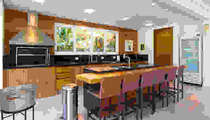 projetos Cozinhas modernas por juscelino Moderno