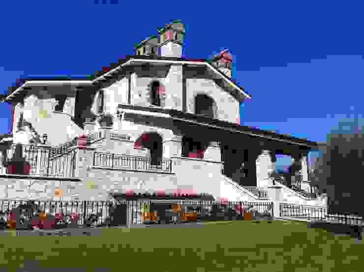 Arch. FLAVIA SCANZANI Casas campestres