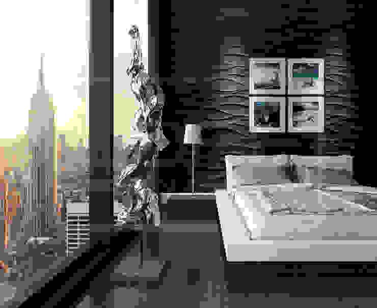 3D Decorative Panel - Loft System Design - model Sand Storm por Loft Design System Moderno