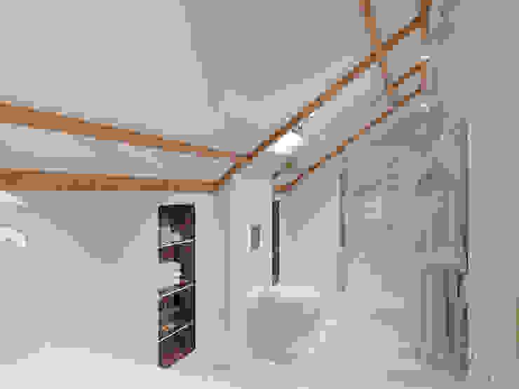 Casas de banho ecléticas por Студия авторского дизайна ASHE Home Eclético