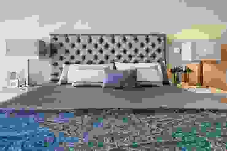 Apartamento na Boavista - Porto Quartos modernos por Donavila Moderno