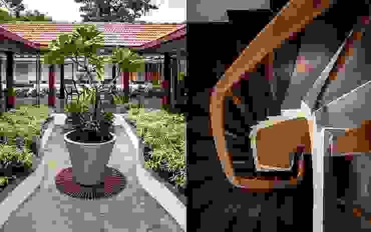 Studio MoMo Koridor & Tangga Modern