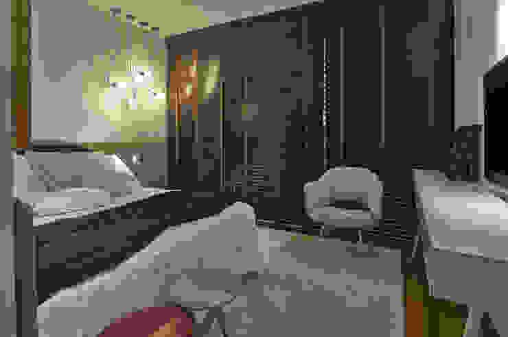 Apartamento | Cobertura Quartos modernos por Piacesi Arquitetos Moderno