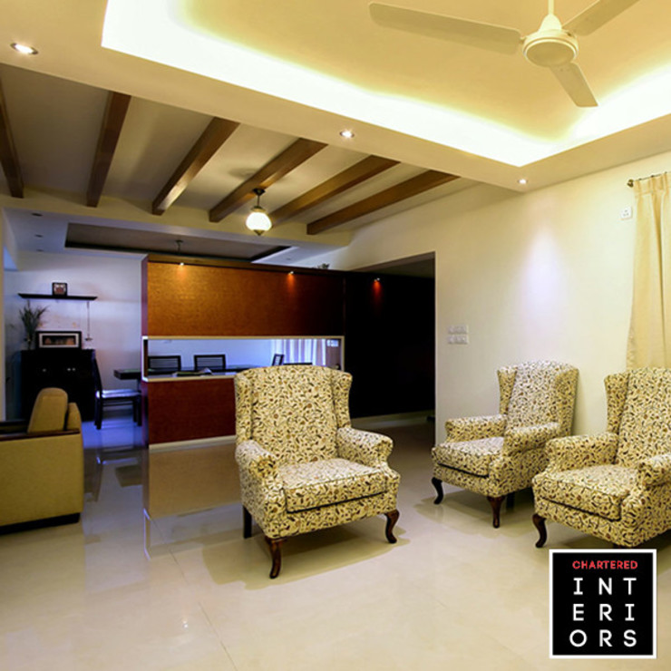 Living Room Designs Modern living room by Chartered Interiors Modern