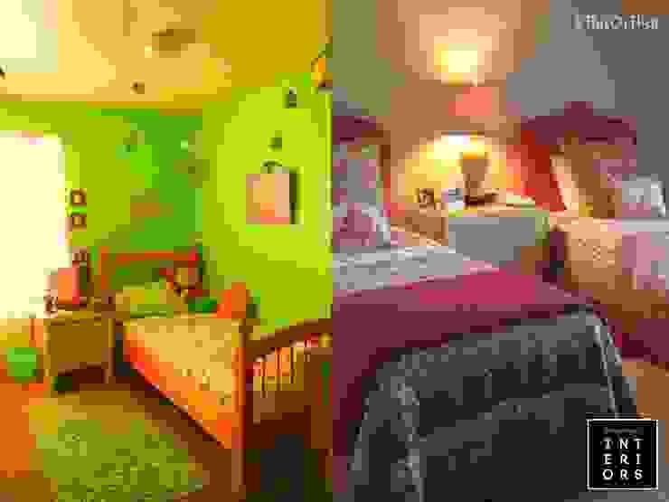 Kids Room Designs Modern nursery/kids room by Chartered Interiors Modern