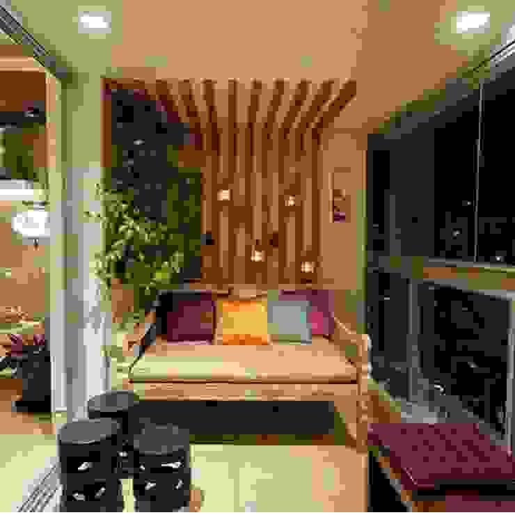 projetos Jardins modernos por alessandra10 Moderno