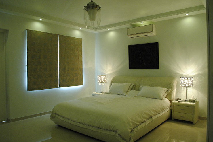 Modern style bedroom by Construction Associates Modern
