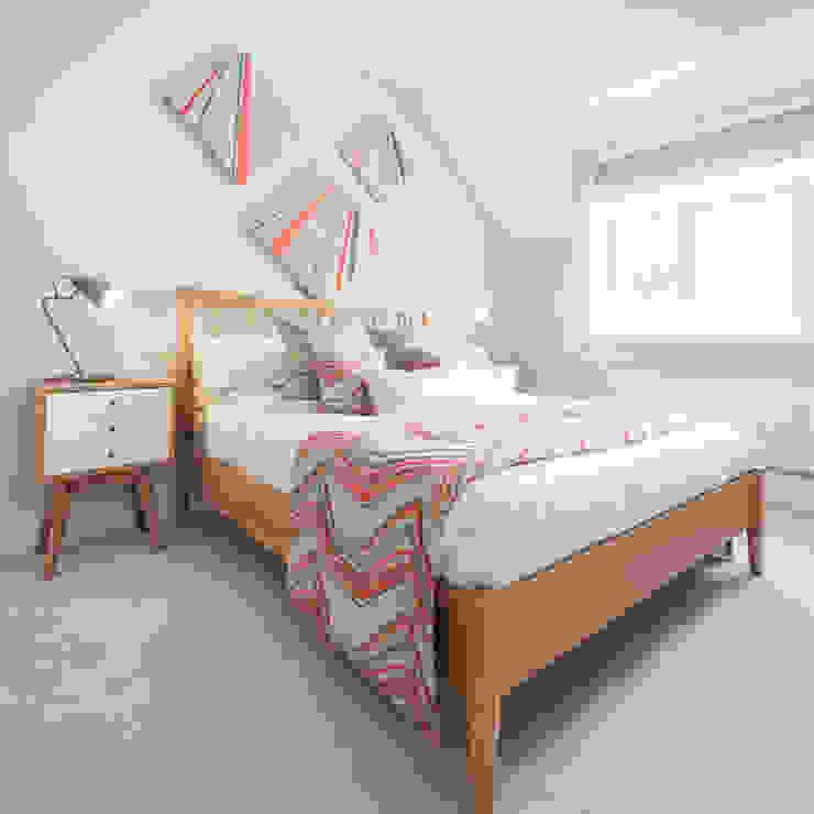 The Dormy - Bedroom 4 de Jigsaw Interior Architecture Moderno