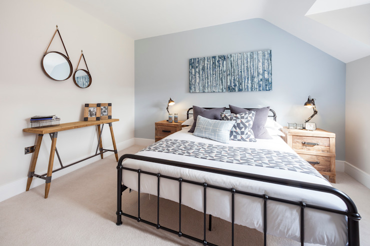 The Dormy - Bedroom 3: modern  by Jigsaw Interior Architecture , Modern
