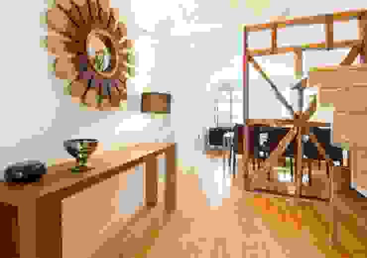 3 A . Rua do Norte n.º28 Salas de estar modernas por Pedro Ferro Alpalhão Arquitecto Moderno
