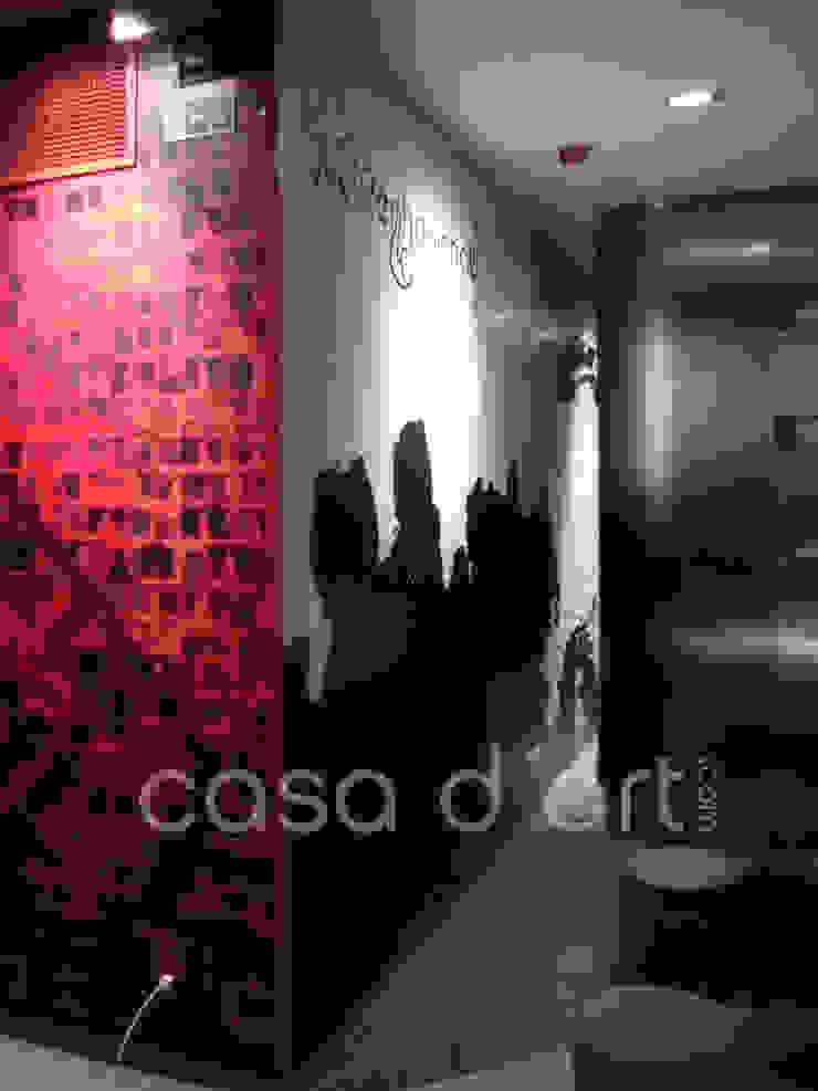 Produção e Aplicação de Murais em Vinil Autocolante – Hotel Costa de Caparica por CASADART.PT