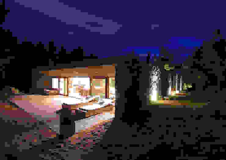 Modern houses by LUCAS MC LEAN ARQUITECTO Modern