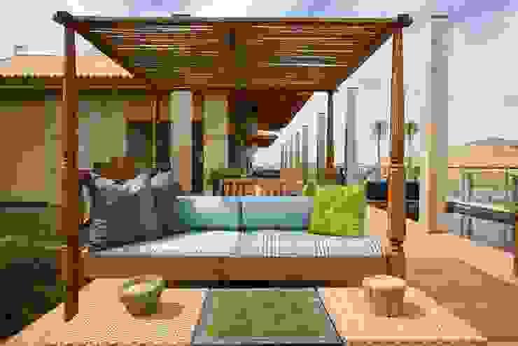 Projects | Club de Golf do Porto Santo por Ana d'Arfet, Decoração e Interiores, Lda. Mediterrânico