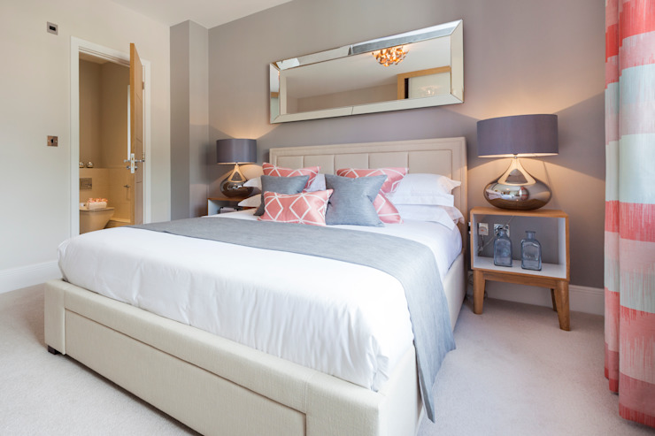 The Dormy - Bedroom 2: modern  by Jigsaw Interior Architecture , Modern