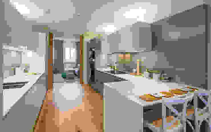Argyll Place - Kitchen Modern kitchen by Jigsaw Interior Architecture Modern