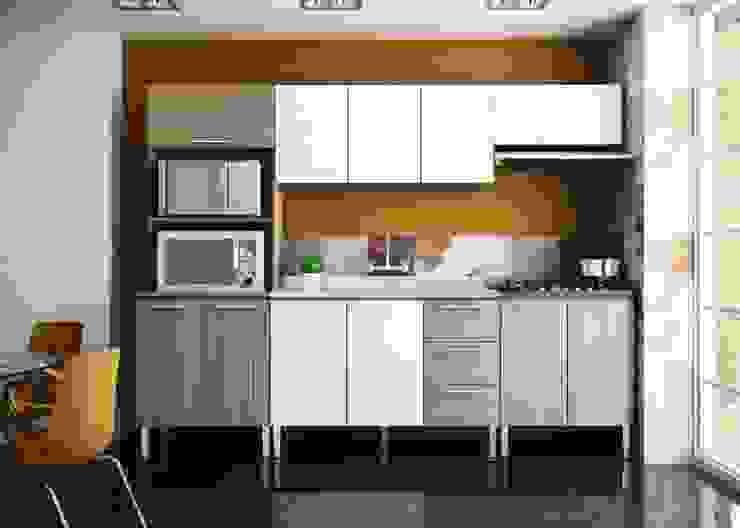projetos Cozinhas modernas por administracao3 Moderno