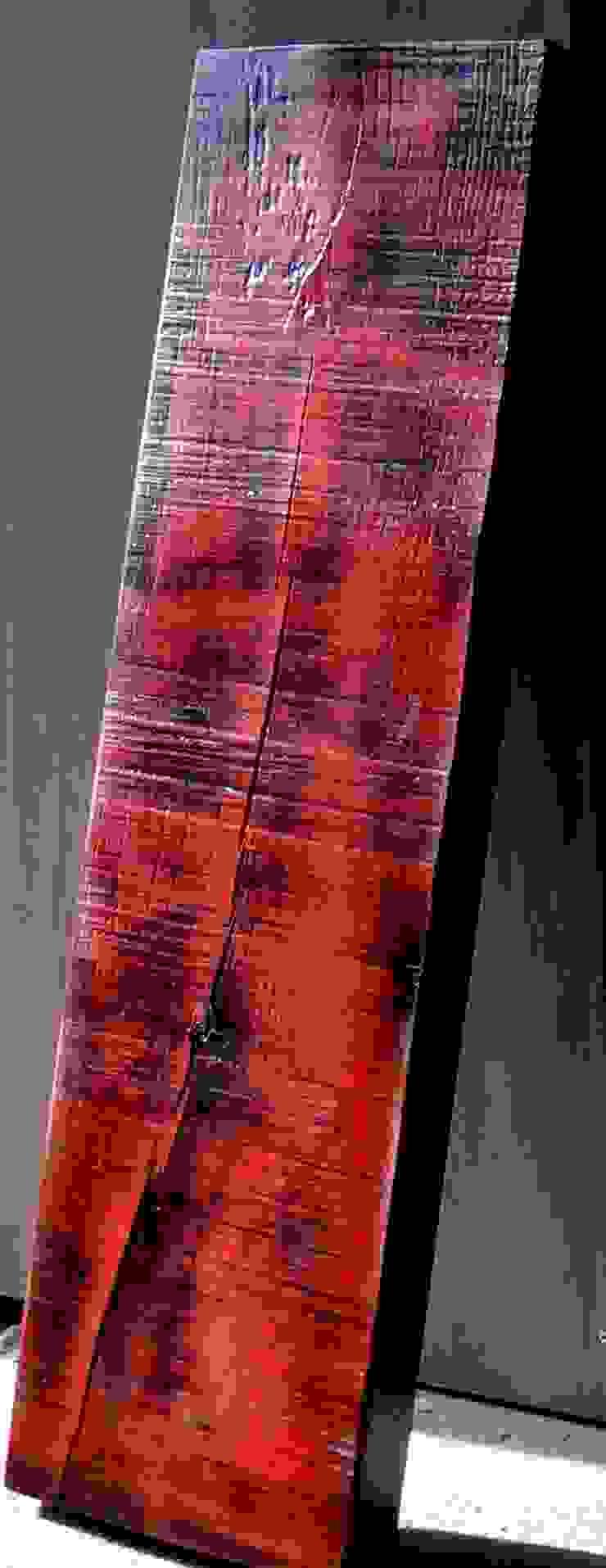 DEKORACJE od Meble - Fashion Project Norbert Bakuła Industrialny Lite drewno Wielokolorowy