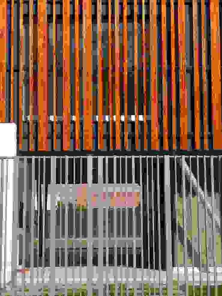 CASA DEL BOSQUE - Autores: Mauricio Morra Arq., Diego Figueroa Arq. Casas modernas: Ideas, imágenes y decoración de Mauricio Morra Arquitectos Moderno