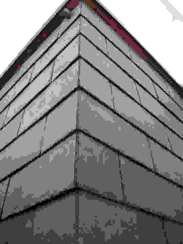 di pizarra y tejado