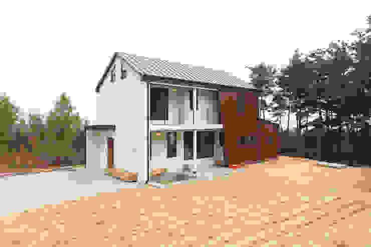 Modern home by 주택설계전문 디자인그룹 홈스타일토토 Modern
