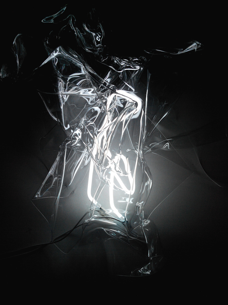 steinbuehl Living roomLighting Plastic Transparent