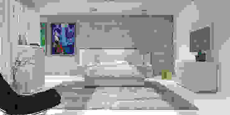Mobiliário de quarto Bedroom furniture por Intense mobiliário e interiores; Moderno