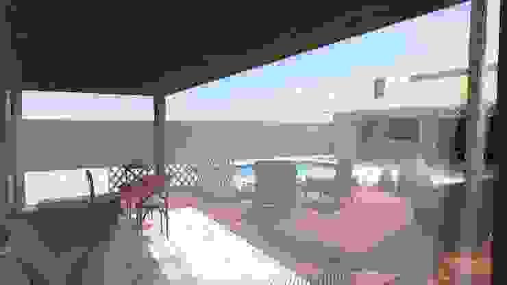 Casa de Campo Jardins campestres por Arquiteto Lucas Lincoln Campestre