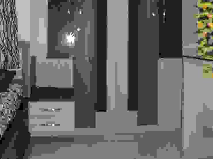 Interior Designs Modern style bedroom by vastu_interiors Modern