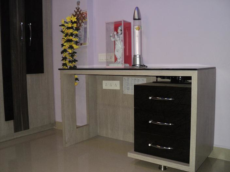 Interior Designs Modern study/office by vastu_interiors Modern