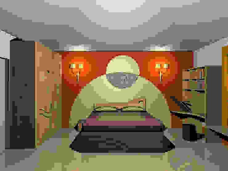 VASTHU ARCHITECTS Modern Bedroom