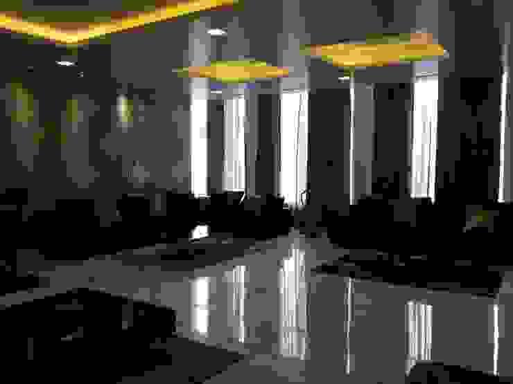 Modern living room by sunilchitara Modern