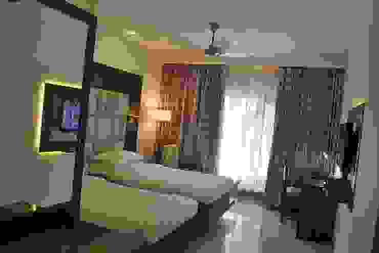 Bedroom Designs Modern style bedroom by Vivitsu Design Modern