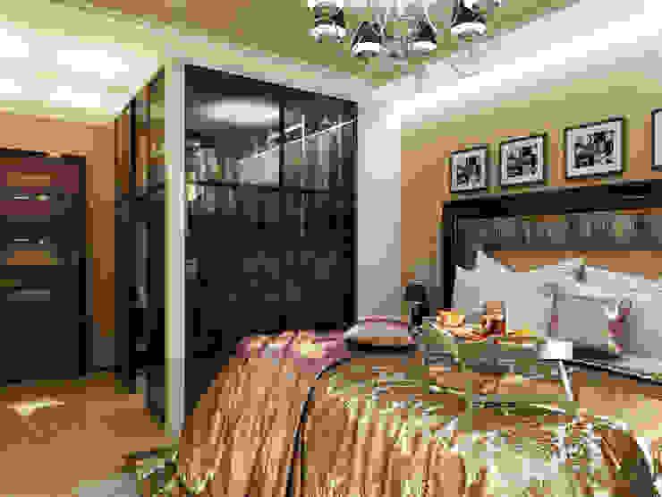 Classic style bedroom by Первое Дизайн-Бюро Classic