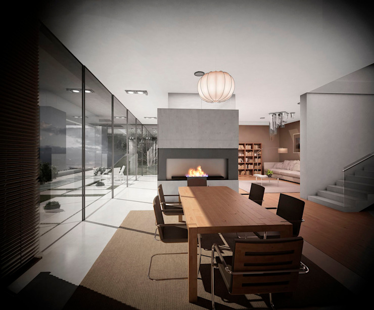 Rumah oleh Way-Project Architecture & Design, Minimalis