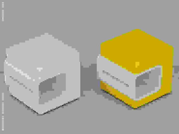 Box Stool: modern  by Preetham  Interior Designer,Modern
