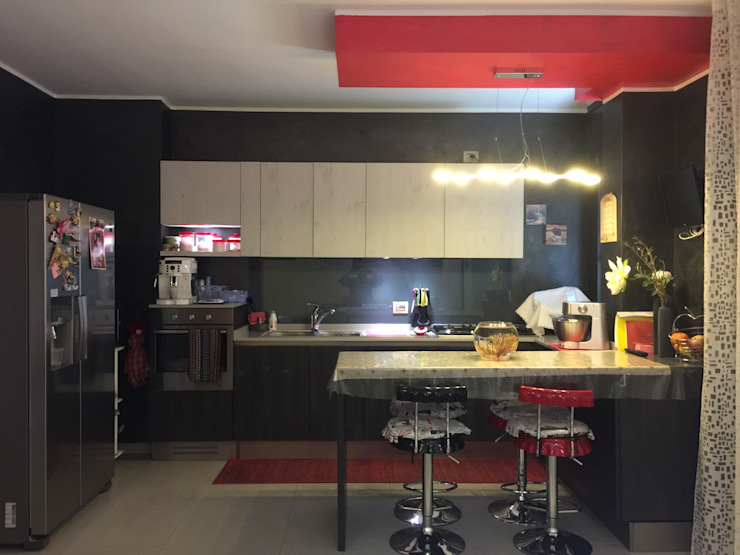 Appartamento in Abruzzo di MZ design Moderno