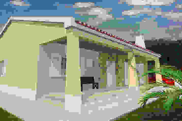 Projecto de habitação por KR | atelier de arquitectura