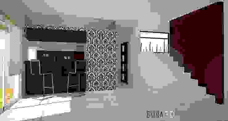 根據 GORA Arquitectura 3D