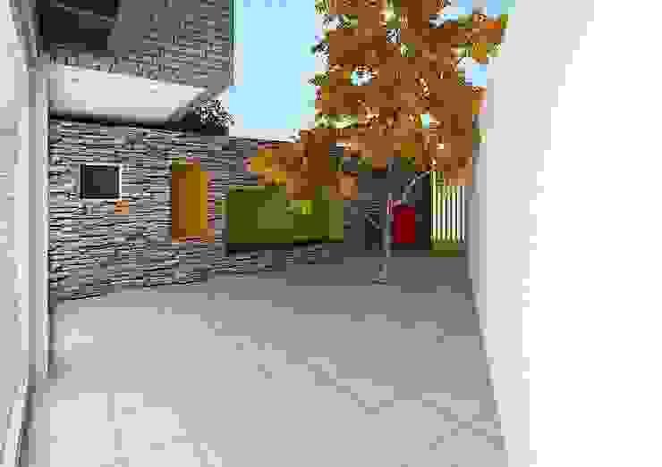 Modern houses by unoenseis Estudio Modern