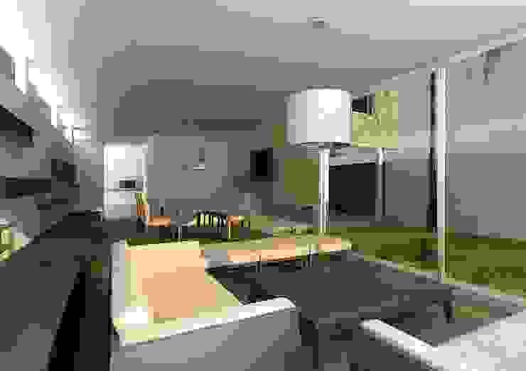 Modern living room by unoenseis Estudio Modern