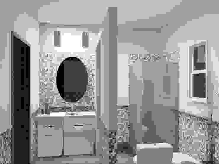 Baño LQ de laura zilinski arquitecta