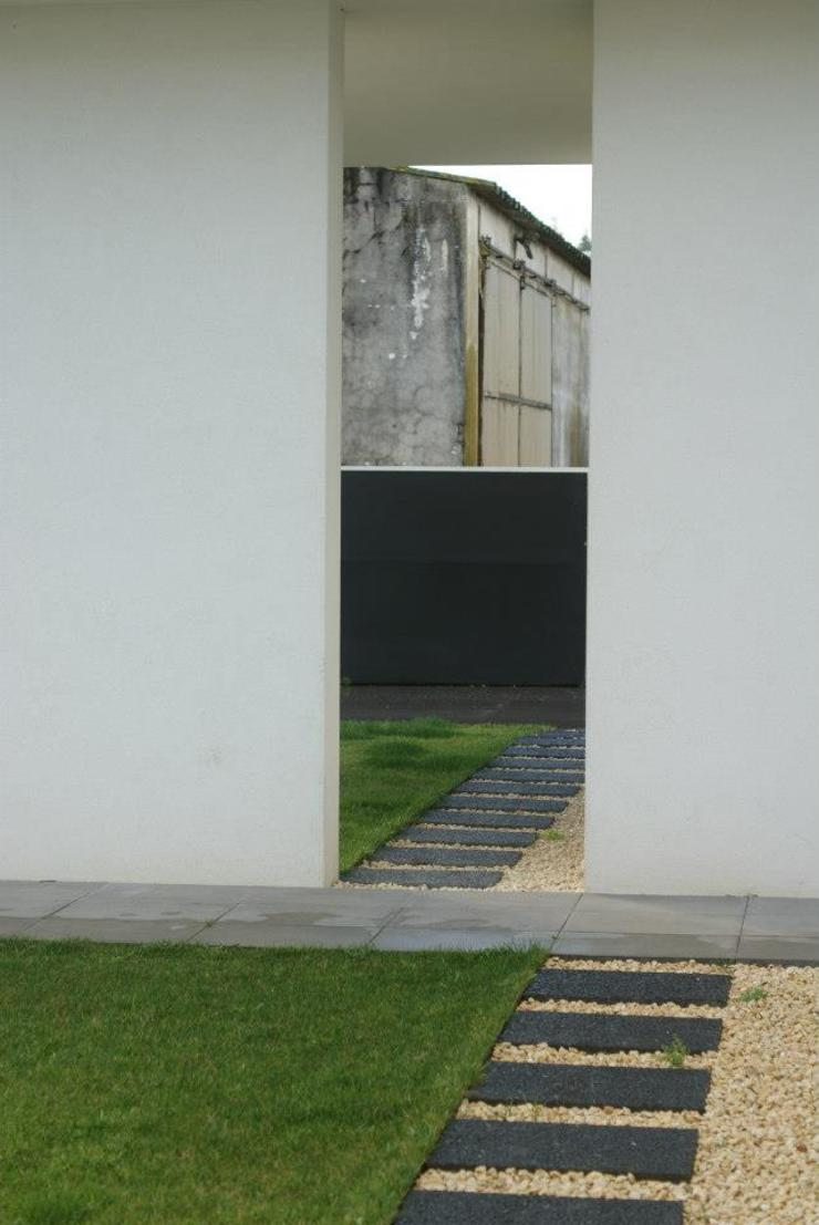 PP House por Fernando Grave Arquitecto
