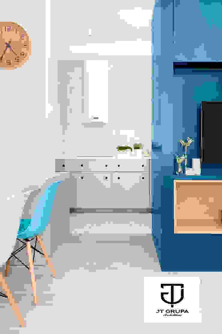 Scandinavian style kitchen by JT GRUPA Scandinavian