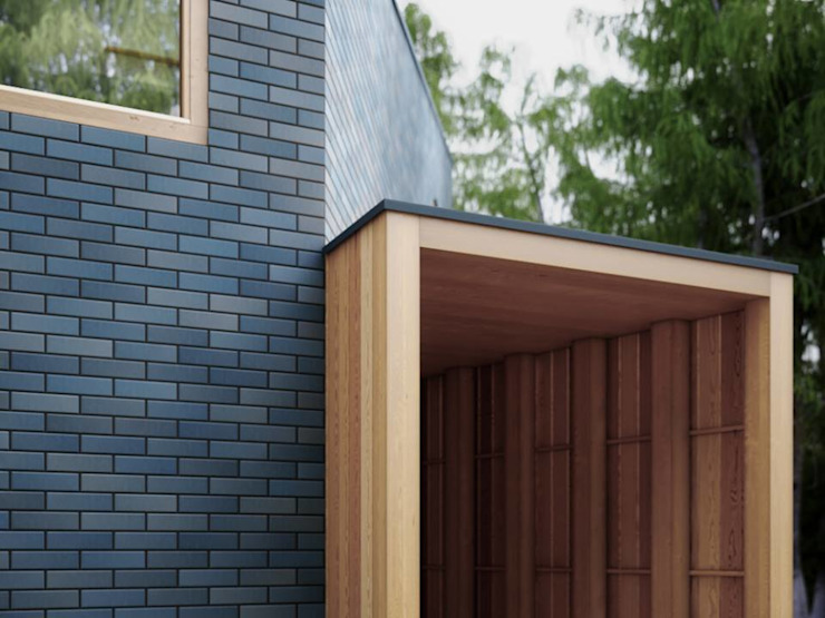 House in the woods por mimesis