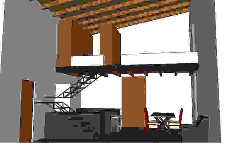 Casa Mamushka (2014) de DICA +